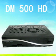 digital satellite receiver dm 500hd enigma with Linux system DVB-S2 Tuner Receiver