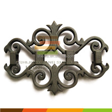 cast iron products casting fence panels