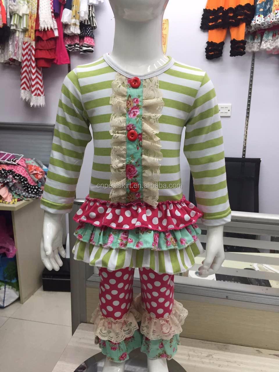 2017 printemps chaud en gros enfants vêtements robe élégante pour les filles boutique vêtements