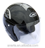 Anerte cheap popular safe half face moto helmet B-88 pp/abs half helmet industrial safety helmet
