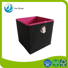 new product middle Square non woven multipurpose folding belt foldable storage box