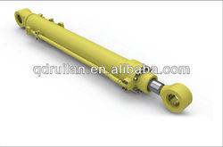 hydraulic cylinder telescopic hydraulic cylinder manufacturer in China,hydraulic cylinder