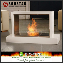 2015 new outdoor fireplace with high temperature painted