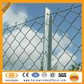 Fabricación de postes galvanizados para cerramientos de terrenos