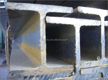 Q235/ SS400/ A36 Hot rolled structural mild construction steel H beam