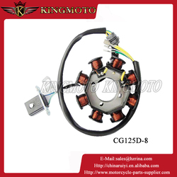 New Arrival Creative Motorcycle with Magneto Motorcycle Parts
