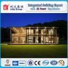 Economical cheap hot sale prefab light steel villa for sale