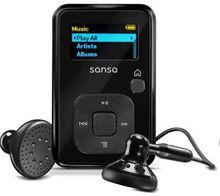 Sandisk Sansa Clip+ 4GB Genuine MP3 Player