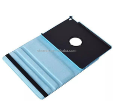 for ipad air 2 case 360, for ipad 2 case Rotating Magnetic Leather ,for tablet cover for ipad air 2 leather case