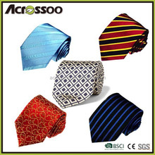 Promotional gift designed 100% silk neck tie, wholesale boys neck tie