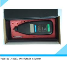 Auto rpm tachometer OEM Digital Speedometer Tachometer 2.5RPM---99999RPM Rotation made in china