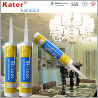 China supplier fine quality silicone sealants non flammable