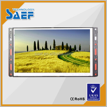 """7"""" 800x480 16:9 TFT Display advertising lcd player taxi"""