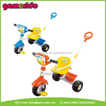 XR0821 baby carriage 3 wheel toy tricycle for kids stroller kid toy vehicle