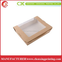 rice paper box food packaging