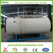 Xinda Corrugated Furnace Boiler 20 ton Oil / Gas fired Steam Boiler hot sale in Thua Thien Hue