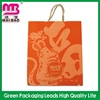 factory fast delivery recycled brown kraft grocery paper bags