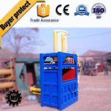 Highly Efficient baler compactor waste for sale
