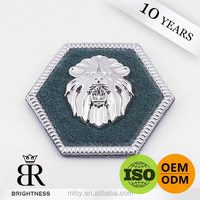 Hot sale custom jean jacket patches for clothing Brightness D1-80061