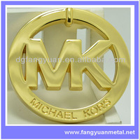 Wholesale designer handbag metal tags