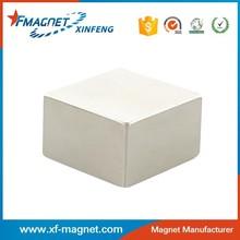 ISO 9001 Ningbo Nickel Coating Neodym Magnet Supplier