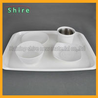 Good quality Crazy Selling large melamine plastic tray