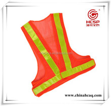 Custom Made Led Running Safety Reflective Vests