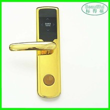 High quality hotel electronic smart card lock system/electronic locks for hotels