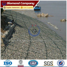 Wire gabion boxes and mattress gabion price list/gabion seawall
