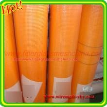 160 g color anaranjado tejido de fibra de vidrio de alambre de malla para turquía mercado
