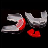 Double side boxing MMA Sanda mouthguard wear braces denture football Sport tooth Gum Shield Gear Teeth Protector/stop snoring