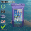cell phone pvc waterproof cover bag/for iphone waterproof mobile bag cover/waterproof bag for cell phone