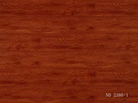 the nice oak grain decorative and melamine paper