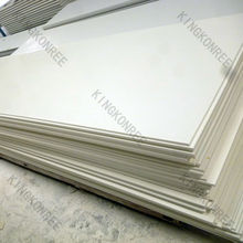 Kingkonree reson poly stone solid surface slab , big slab solid surface sheet