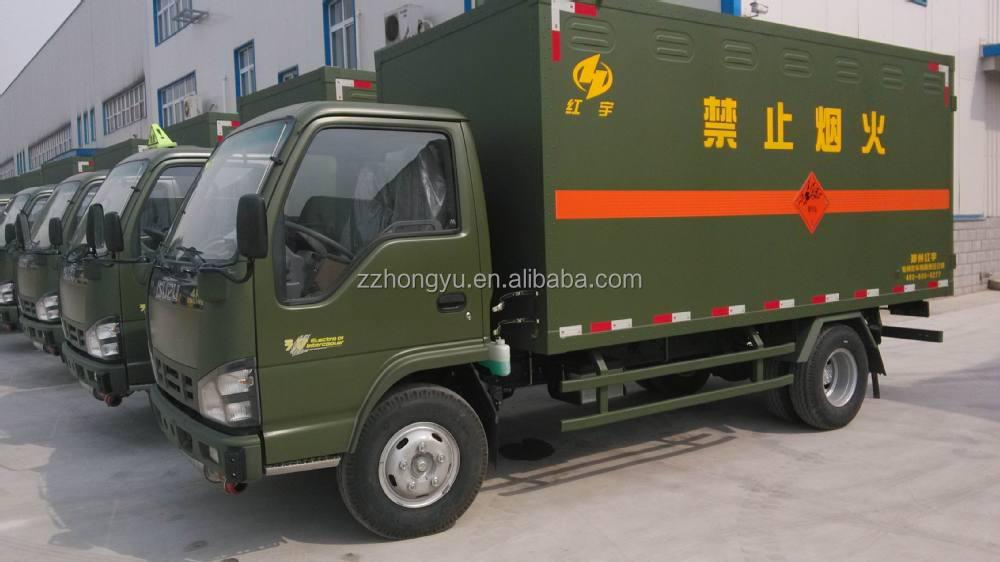 4t cargo van truck,cargo box van truck,box van truck