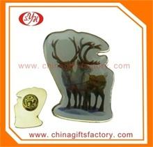 Wholesale Price Metal Drive Pin Printing Pin Badge