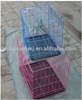 galvanized design metal rabbit cages for sale (factory)