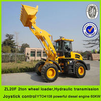 Hydraulic transmission skid loader snow blower, New CE skid loader snow blower