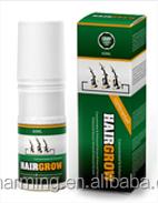High efficiency hair loss solution boosting with OEM hair growth spray , beard oil