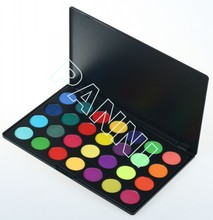 New style cheapest customized wholesale makeup 28 colors eyeshadow palette