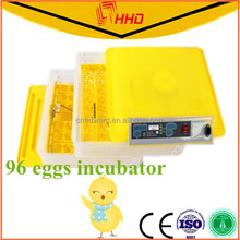automatic cheap small Poultry Producers for sale with CE approved in stock 96 eggs