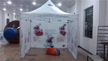 White Removable advertising promotional display tent