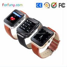 Android smart watch phone waterproof ce rohs bluetooth wifi smart watch men with phone call bluetooth smart wtach cheap
