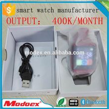 For android phone dual sim 2015 android U8 smart watch