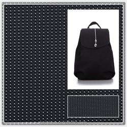cheap price beautiful woven polyester backpack/luggage/shoes fabric ripstop