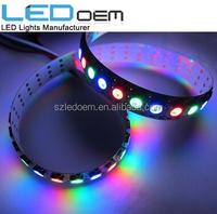 WS2812 5050 RGB led strip 5v 60leds/m pixel led module