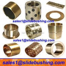 auto part brass bushing 4 x 2 in metric plain bronze bearings c46400 copper bush in-a rolamento mixer voestalpine PEEK bushing