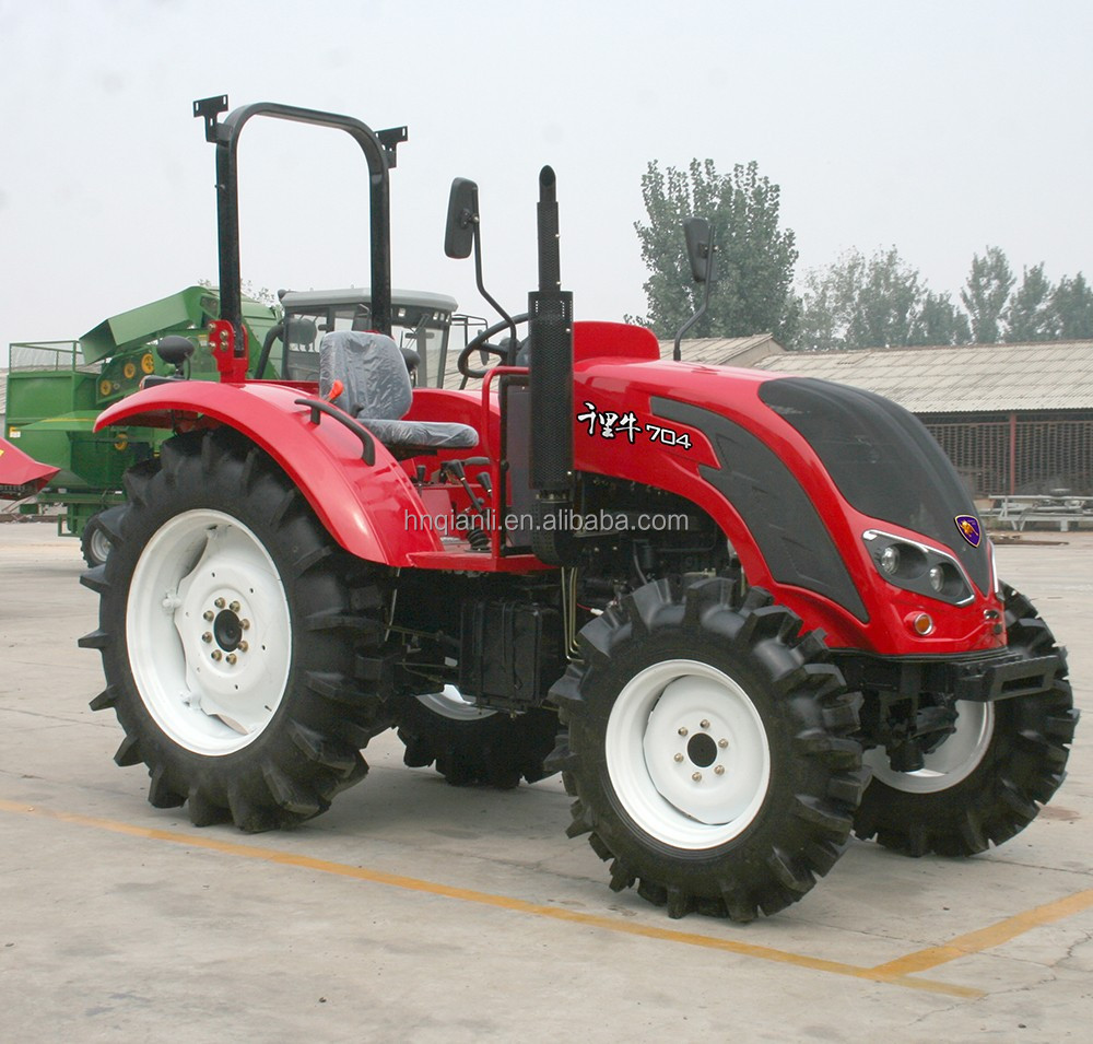 Farm Tractors Product : The good offer farm tractor qln hp wd agro