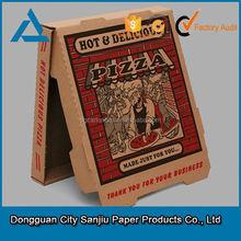 Customized China Manufacturer box pizza