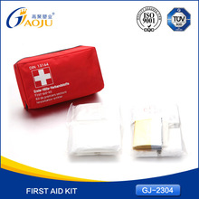 Guarantee of In Time Delivery Nylon Material home/office medical promotional first aid kit